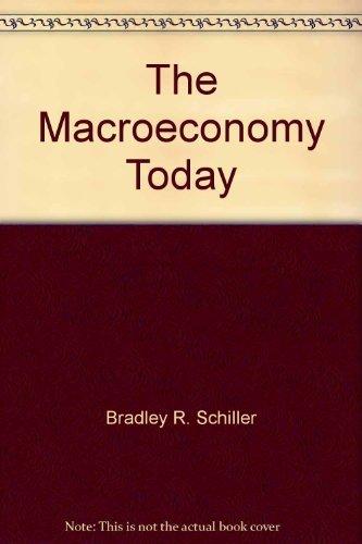 9780072471885: The macroeconomy today