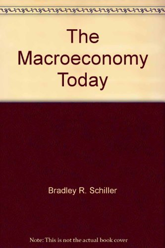 9780072471885: The macroeconomy today