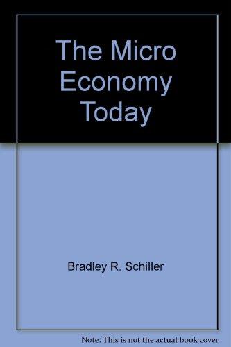 9780072472004: The micro economy today