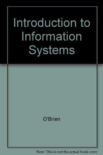 9780072472646: Introduction to Information Systems