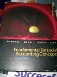 9780072472967: Fundamental Financial Accounting Concepts