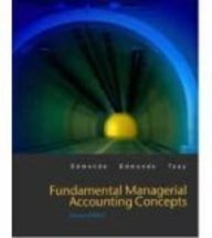 9780072473216: Fundamental Managerial Accounting Concepts