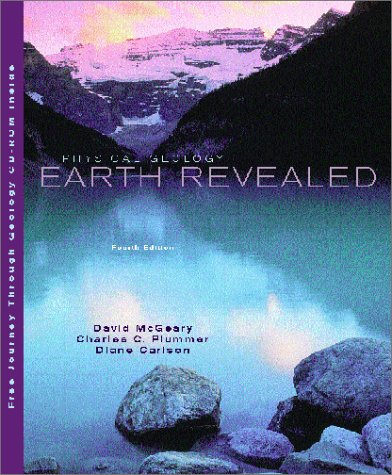 9780072474879: Physical Geology: Earth Revealed with Journey through Geology CD-ROM, Token, and Ready Notes