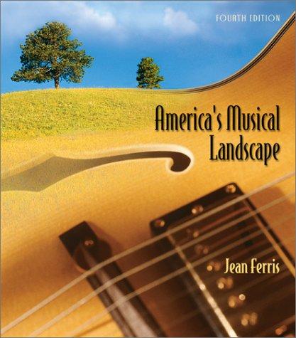 9780072475227: America's Musical Landscape