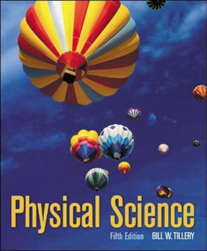 9780072476330: Physical Science +CD+Pweb+Olc