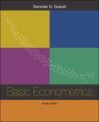 9780072478525: Basic Econometrics