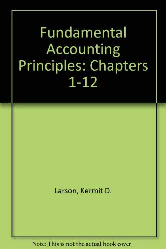 9780072478594: Fundamental Accounting Principles, Vol. I w/ Net Tutor package
