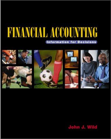 9780072478679: Financial Accounting