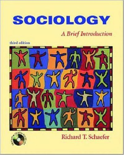 9780072480016: Sociology: A Brief Introduction