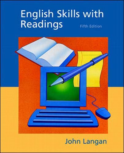 9780072480030: English Skills With Readings