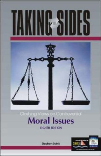 9780072480368: Taking Sides: Clashing Views on Controversial Moral Issues
