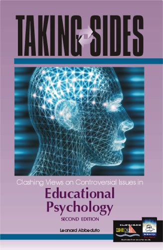 9780072480481: Taking Sides: Clashing Views on Controversial Issues in Educational Psychology (TAKING SIDES : CLASHING VIEWS ON CONTROVERSIAL ISSUES IN EDUCATIONL PSYCHOLOGY)