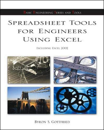 9780072480689: Spreadsheet Tools for Engineers: Excel