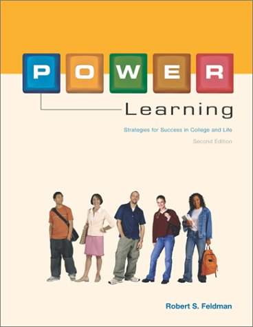9780072480702: POWER Learning: Strategies for Success in College and Life