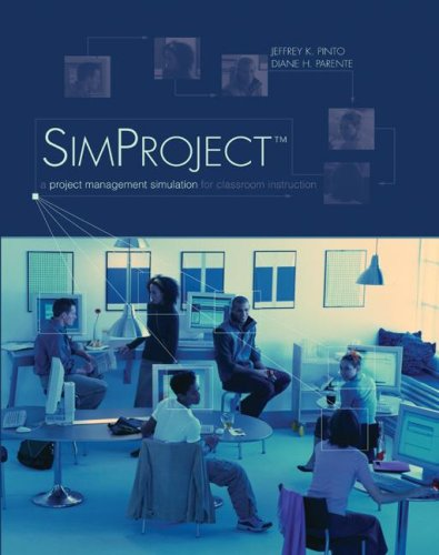 9780072480856: Project Management: A Simulation for Classroom Instruction