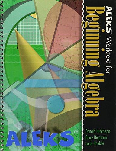 9780072481563: ALEKS Worktext for Beginning Algebra (stand-alone version)