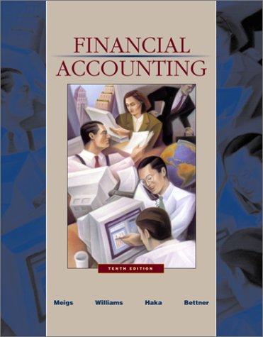 9780072482034: Financial Accounting
