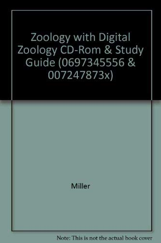 Zoology: Stephen A. Miller,