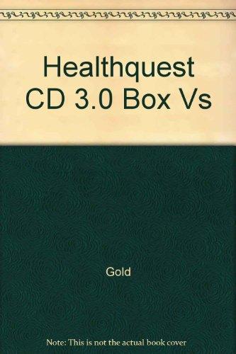 9780072482546: HealthQuest CD-ROM 3.0 Box Version