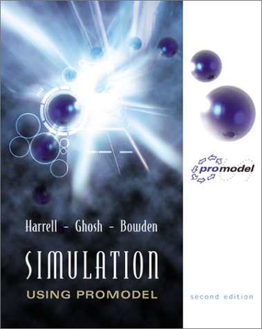 9780072482638: Simulation Using ProModel (McGraw-Hill Series in Industrial Engineering and Management)