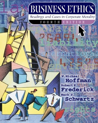 9780072483482: Business Ethics: Readings and Cases in Corporate Morality, with Free PowerWeb: Philosophy