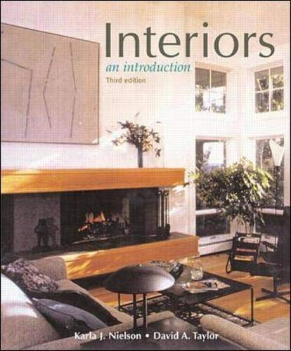 9780072483505: Interiors: text with Design CD-ROM
