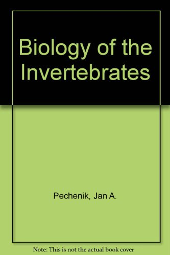 9780072484137: Biology of the Invertebrates, Fourth Edition
