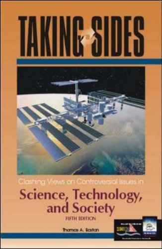 9780072484267: Taking Sides: Clashing Views on Controversial Issues in Science, Technology, and Society