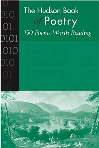 9780072484427: Hudson Book of Poetry: 150 Poems Worth Reading