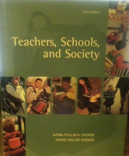 9780072484915: Teachers, Schools, and Society
