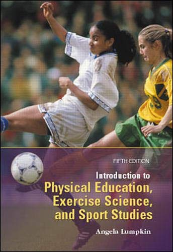 9780072485059: Introduction to Physical Education, Exercise Science, and Sport Studies with PowerWeb: Health and Human Performance