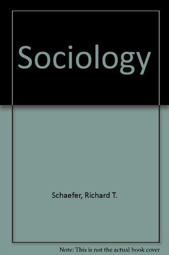 9780072485073: Sociology