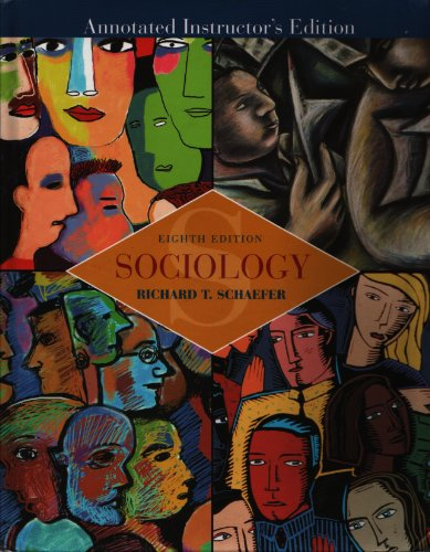 9780072485127: Sociology