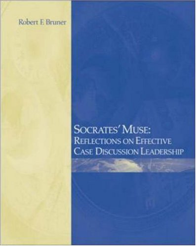 9780072485660: Socrates' Muse: Reflections on Effective Case Discussion Leadership