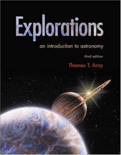 9780072486674: Explorations: An Introduction to Astronomy with Essential Study Partner CD-ROM, Online Learning Center and PowerWeb Password Card
