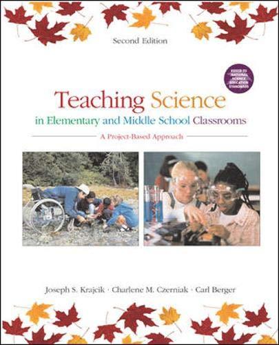 Teaching Science in Elementary and Middle School: Krajcik, Joseph S.,