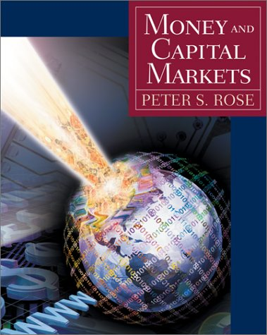 9780072486766: Title: Money and Capital Markets Financial Institutions