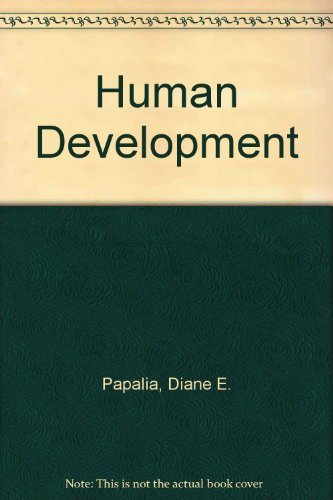 9780072487237: Human Development (8th edition) Study Guide