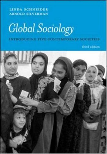 9780072487329: Global Sociology: Introducing Five Contemporary Societies