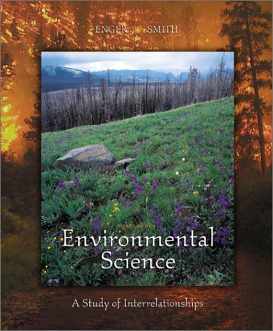 9780072487497: Environmental Science: A Study of Interrelationships w/OLC password code card