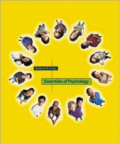 9780072487626: Essentials of Psychology W/Making the Grade CD-ROM