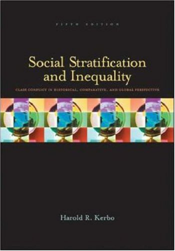 9780072487701: Social Stratification and Inequality