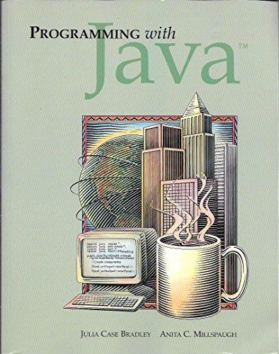 9780072488197: Programming with Java (Nai: Use 007251244x)