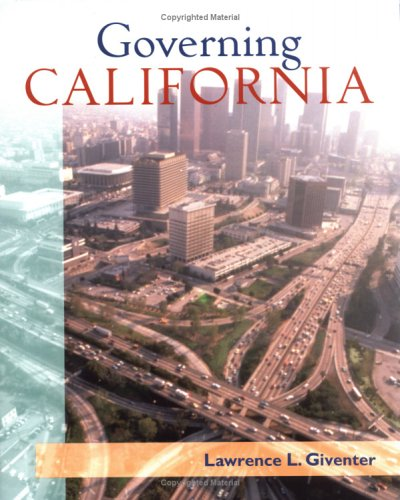 Governing California: Lawrence Giventer