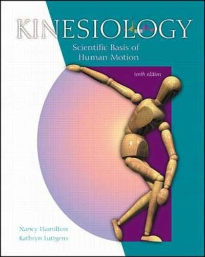 9780072489101: Kinesiology: Scientific Basis of Human Motion with Dynamic Human 2.0 and PowerWeb: Health and Human Performance