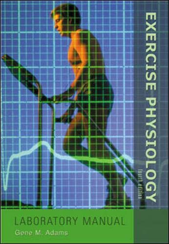 9780072489125: Exercise Physiology Laboratory Manual with PowerWeb: Health and Human Performance