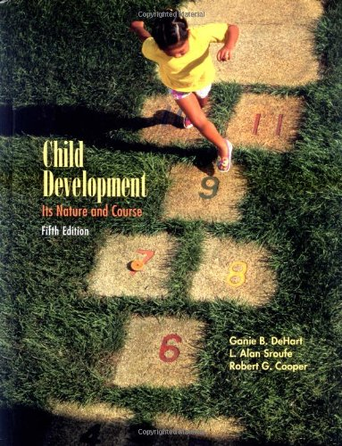 9780072491418: Child Development: Its Nature and Course