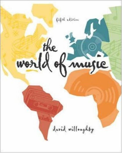 9780072491500: The World of Music