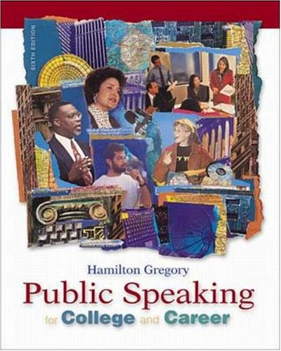9780072492941: Public Speaking for College and Career with Free SpeechMate Student CD-ROM 1.0 and PowerWeb