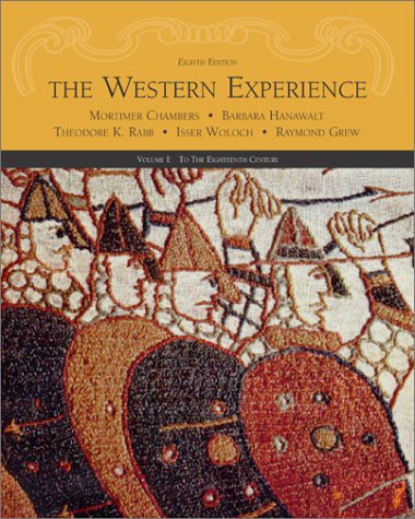 9780072493634: The Western Experience- Vol 1